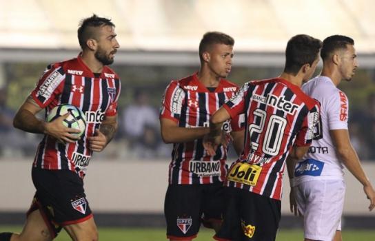 Santos vence, afunda o São Paulo e entra no G-4