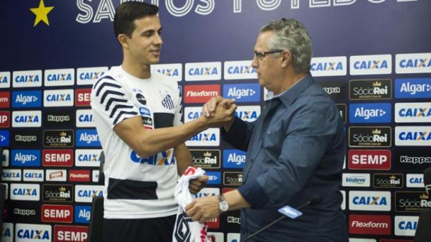 d5e4f66b2c Levir espera ter Nilmar à disposição no Santos em até duas semanas ...