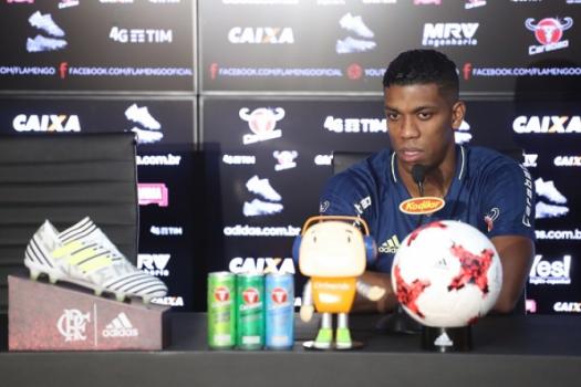 Berrío - Flamengo