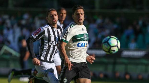 Coritiba x Atlético-MG