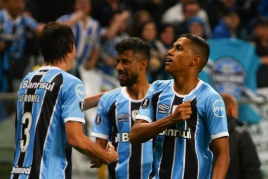 Brasileiros na Libertadores: de 8 só restaram 3.