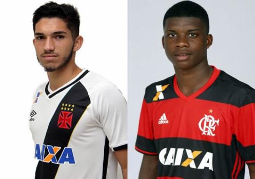 Com portões fechados, Vasco e Fla fazem ida da final do Carioca Sub-20