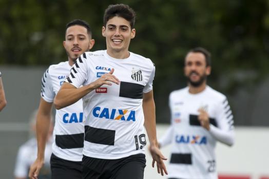 Ricardo Oliveira é diagnosticado sem lesão e não preocupa