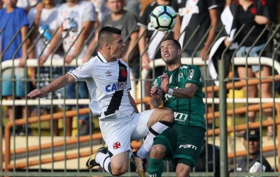 Palmeiras x Vasco  prováveis times b684a2f71f35d