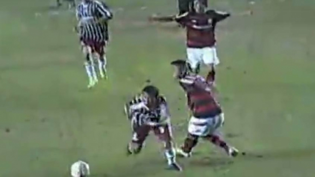 Flamengo 1 x 1 Fluminense - 26/8/09 - Maracanã