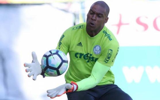 Palmeiras definido, mas mais escondido que escalado contra Coritiba