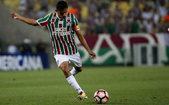 Assista aos melhores momentos da partida — LDU x Fluminense