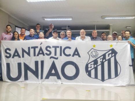 Presidente revela que Santos busca cinco reforços para o ano que vem