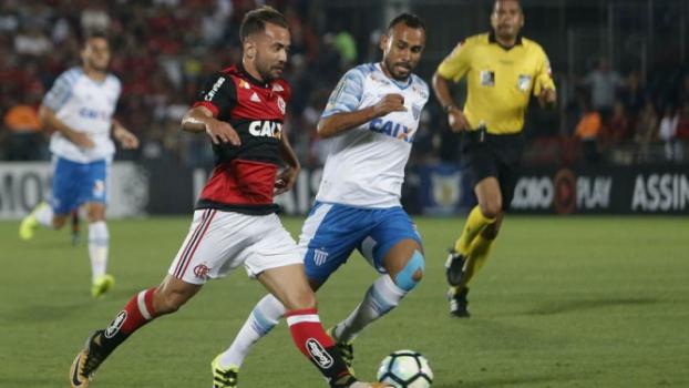 Flamengo x Avai