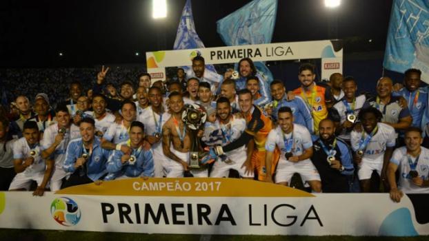 Londrina ganha a Primeira Liga