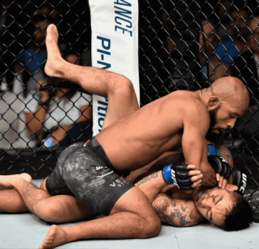 UFC 216: Demetrious Johnson é o campeão dos moscas do UFC