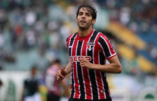 São Paulo aguarda decisão de Kaká para elaborar plano por volta do ídolo
