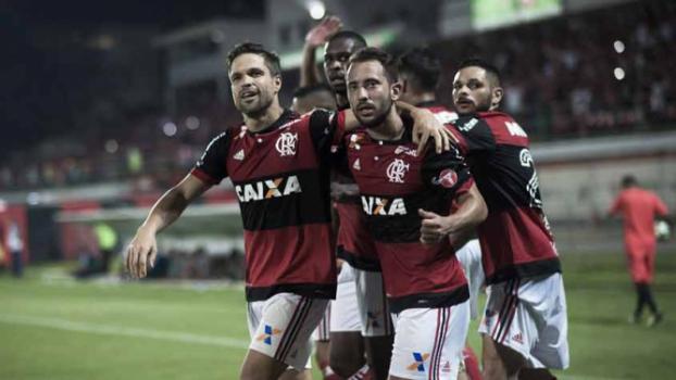 Flamengo x Bahia