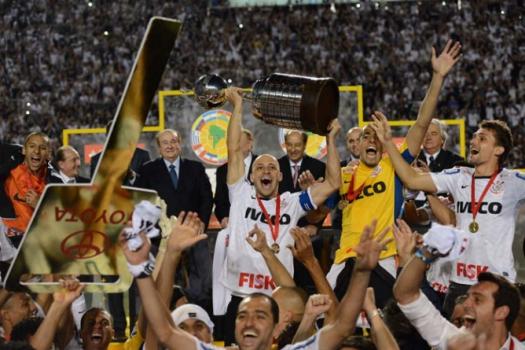 Corinthians - Campeão da Libertadores 2012