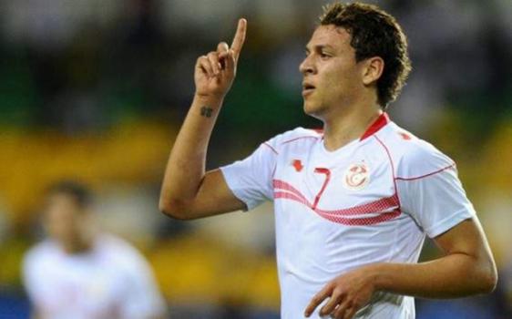 Tunísia - Youssef Msakni