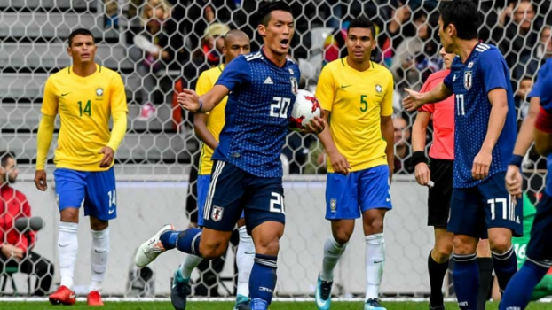 Brasil x Japão