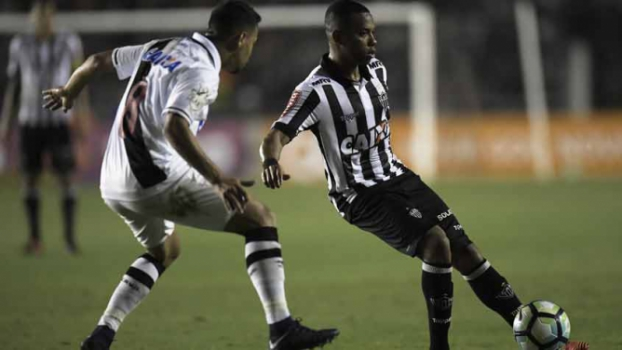 Vasco X Atlético-MG