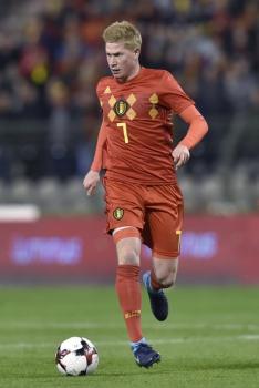 Em uma das principais gerações de sua história, a Bélgica aposta no meia Kevin De Bruyne do Manchester City e no atacante Eden Hazard do Chelsea