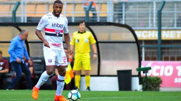 Jucilei estipula preço para renovar com São Paulo: