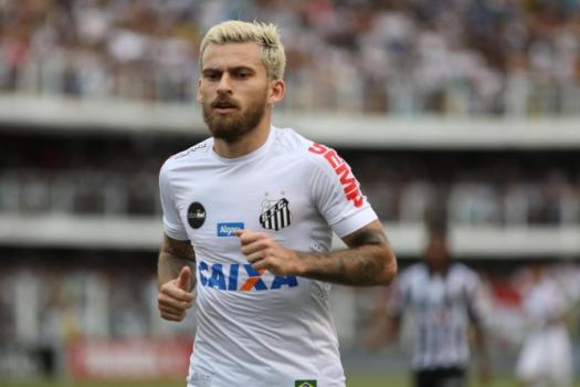 Santos e Lucas Lima farão reunião que pode definir afastamento do meia