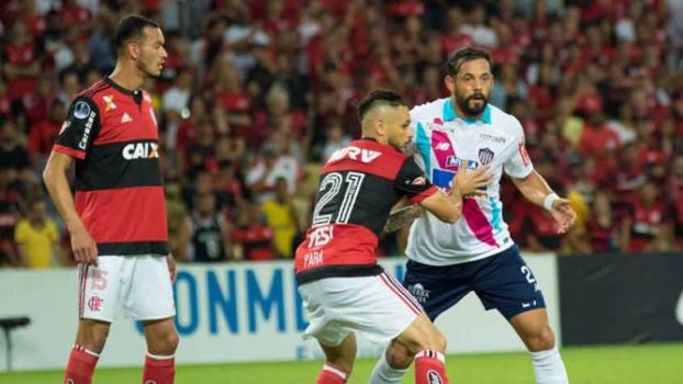 Assistir  Atlético Júnior x Flamengo ao vivo grátis em HD 30/11/2017