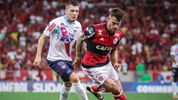 Resultado de imagem para Junior Barranquilla x Flamengo