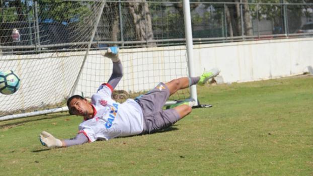 Gabriel Batista - no profissional Flamengo