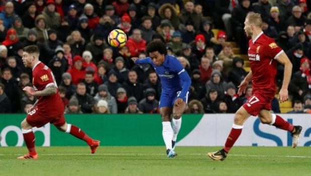 Assista os melhores momentos da partida — Liverpool x Chelsea