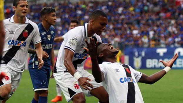 Martín Silva brilha, e Vasco derrota o Cruzeiro no Mineirão