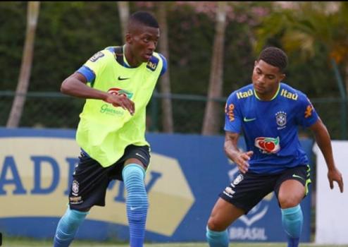 Michael Rangel está próximo de renovar com o Flamengo