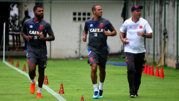 Pré-temporada do Vasco