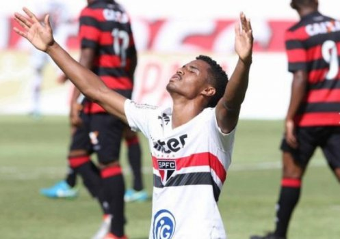 São Paulo eliminou o Vitória pela Copa São Paulo b55b8fcb99fab