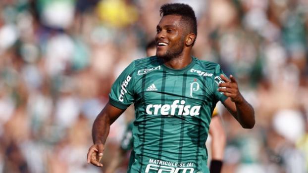 1dc8c51689 O ano do Borja  Palmeiras tem cinco motivos para acreditar que é ...