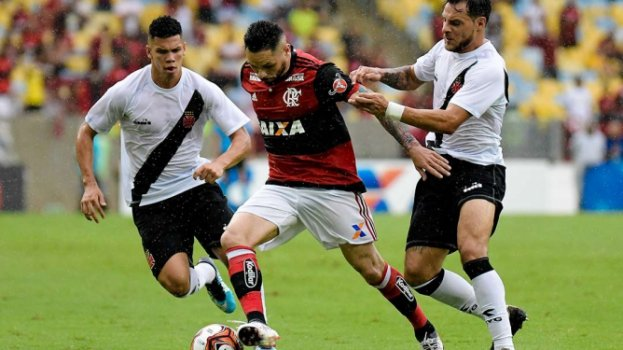 Flamengo e Vasco fazem clássico morno e ficam no empate no Maraca ... 313252cb7ef93