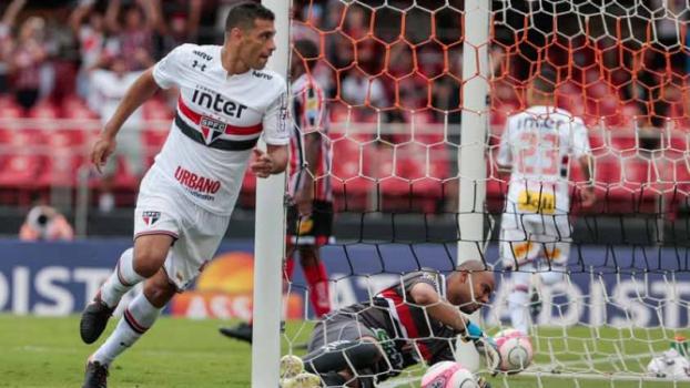 São Paulo x Botafogo-SP