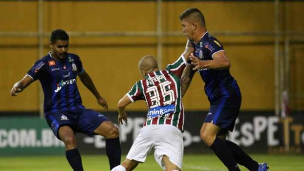 Assistir Fluminense x Salgueiro ao vivo 15/02/2018