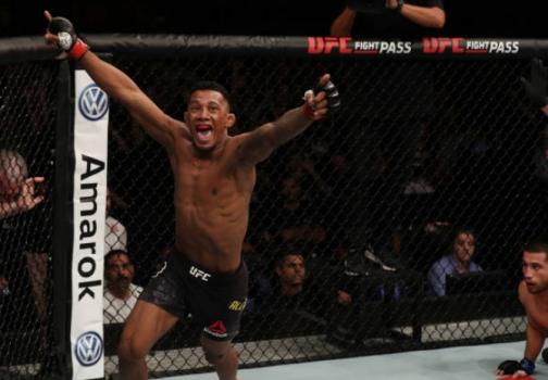 Brasileiros vencem todas lutas do card preliminar no ufc belm lance cc stopboris Images