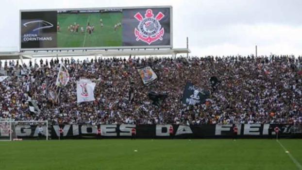 98eb128b28 Treino Corinthians - Arena Corinthians