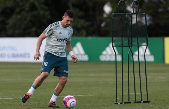 Palmeiras volta a campo para manter invencibilidade em casa