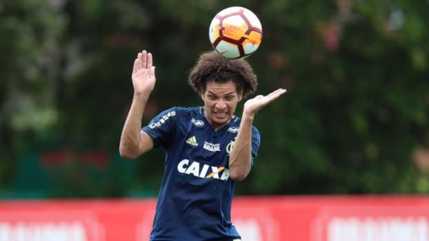 Willian Arão, Flamengo