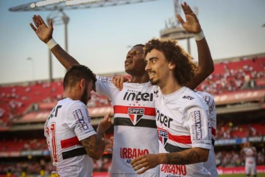 São Paulo x Red Bull