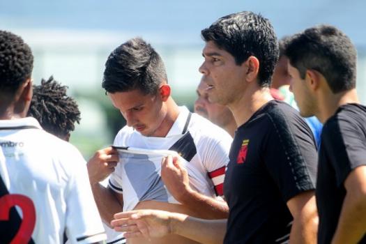 Marcos Valadares é o novo técnico do Vasco sub-20 44dcc5a7f8fde