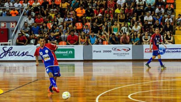 8414f20c9a Time do Norte do Brasil estreia na Liga Futsal com jogador de 65 ...