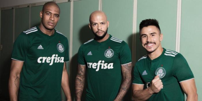 Palmeiras lança sua nova camisa e vai estreá-la na decisão do ... 760eb283a033c