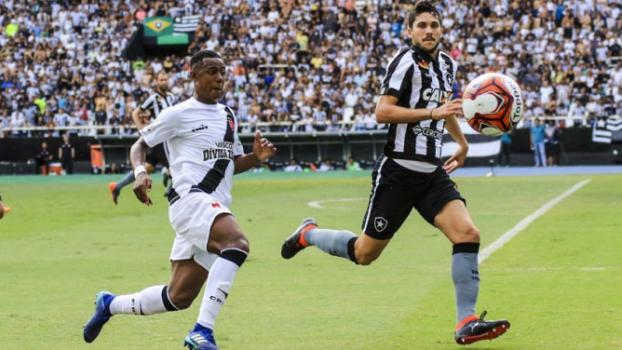 bb2671b8bb Vasco e Botafogo fazem final com brecha para heróis improváveis