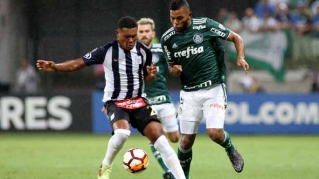 Palmeiras domina Alianza Lima e assegura liderança do Grupo 8