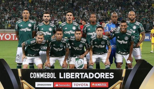 Palmeiras x Boca