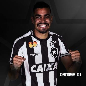 f340c3b738 Botafogo lança novos uniformes com festa da torcida no Nilton Santos ...