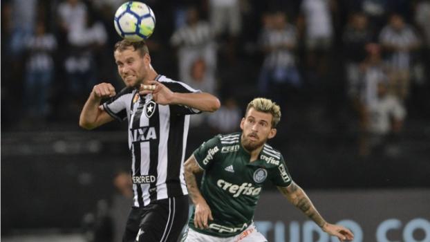 edb2031d6f Palmeiras x Botafogo  prováveis times