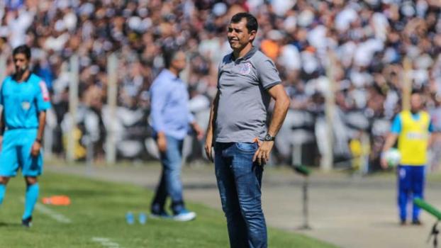 3ad51c326ad Rindo à toa  Corinthians e Carille vivem a melhor fase da temporada ...